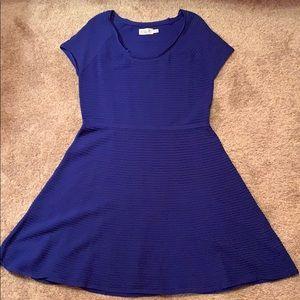 Eliza J ribbed dress